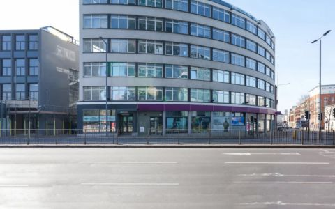 View of St. Georges Way Serviced Offices