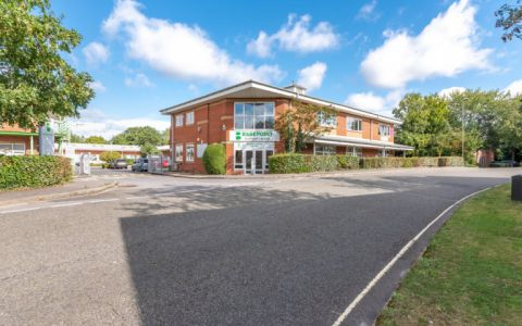 Serviced Offices Waterberry Drive, Hampshire