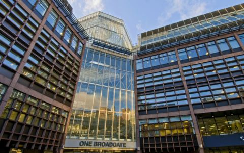Serviced Offices Broadgate Circle, London City