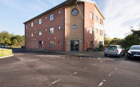 View of East Portway Business Park Serviced Offices