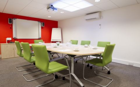 View of Field End Road Serviced Offices