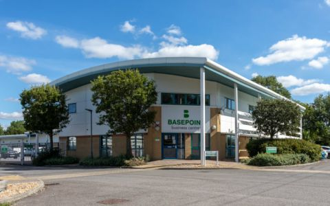 View of Harts Farm Way Serviced Offices