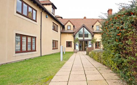 View of Springhead Road Serviced Offices