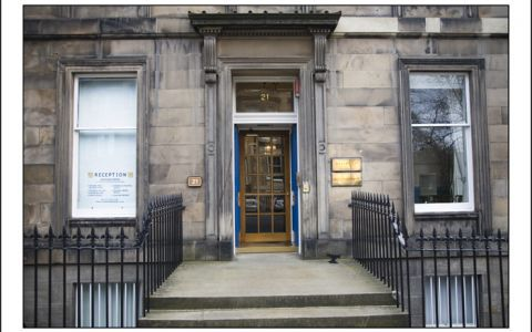View of Lansdowne Crescent Serviced Offices