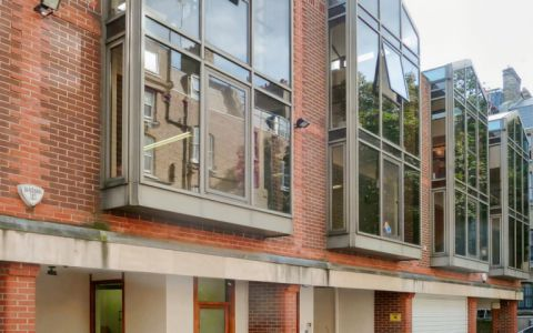 View of Crescent Stables, SW15 2TN