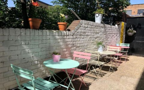View of Hornsey Road Serviced Offices