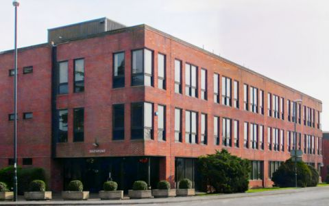View of Old Brighton Road Serviced Offices