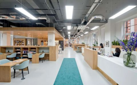 Serviced Offices in Winsley Street, London
