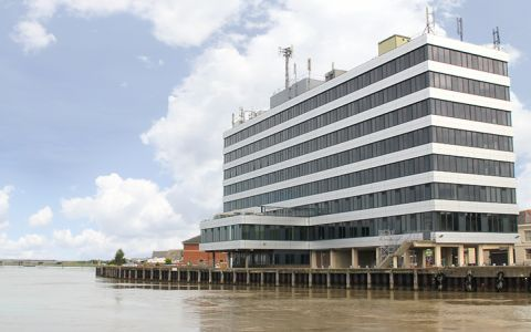 View of NorthQuay Serviced Offices