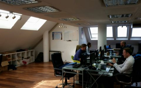 Meeting room picture of London South West, SW6 4TJ offices