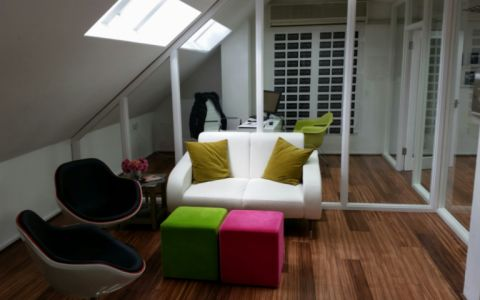Pictures of offices in London South West, SW6 4TJ
