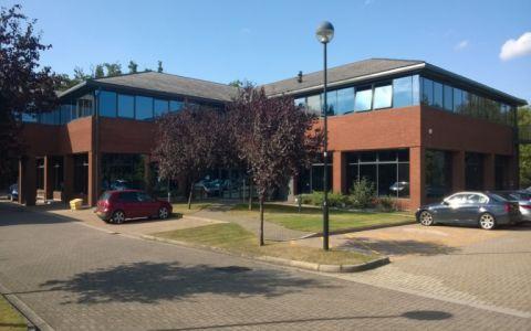 View of Ancells Business Park, GU51 2UZ