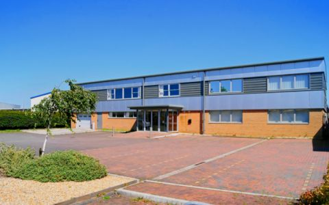 View of Maundrell Road Serviced Offices