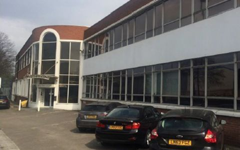 View of Victoria Road Serviced Offices