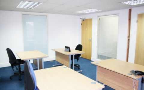 View of Queens Street Serviced Offices