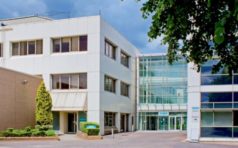 View of North London Business Park, N11 1NP