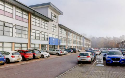 View of West Road Serviced Offices