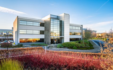 View of Century Way Serviced Offices