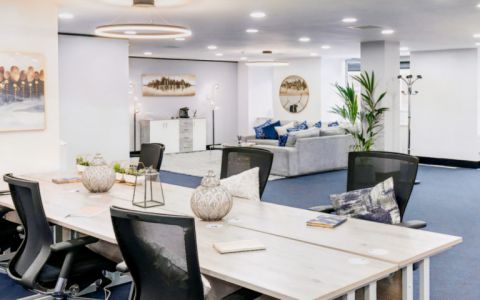 Serviced Offices Jewry Street, London City