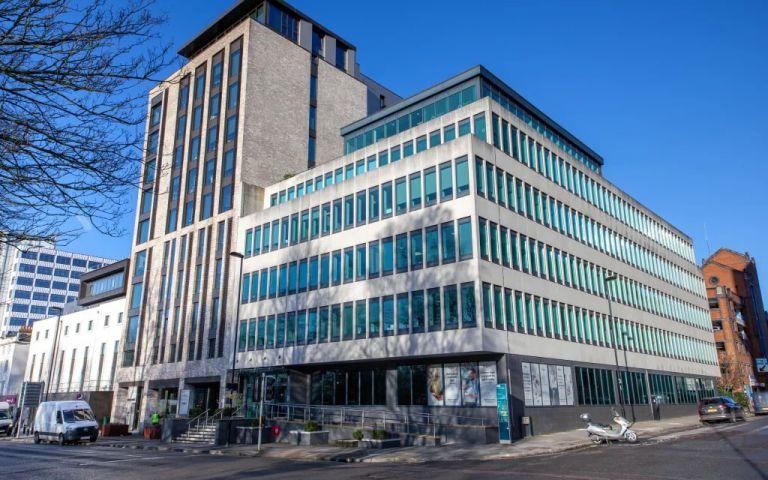 View of Grosvenor Square, SO15 2BG