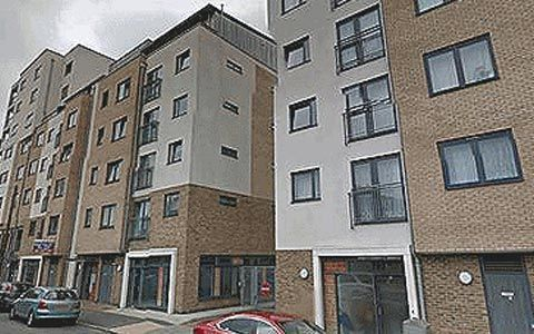 View of Childers Street, SE8 5JR