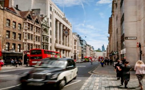 Serviced Offices Whitefriars Street, London City