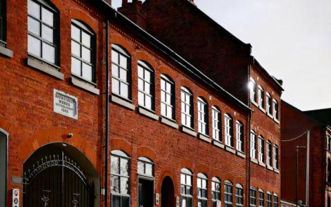 View of Bath Street, WS1 3BZ