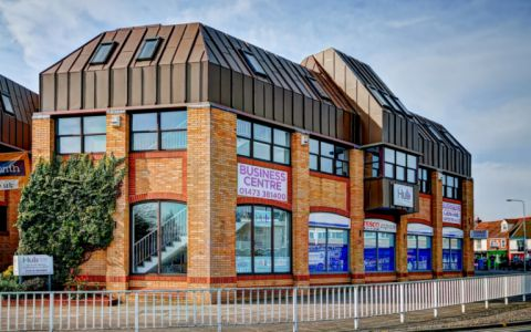 View of Hubbard Way Serviced Offices