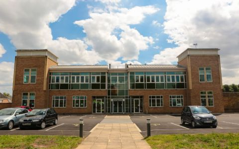 View of Wrest Park Serviced Offices