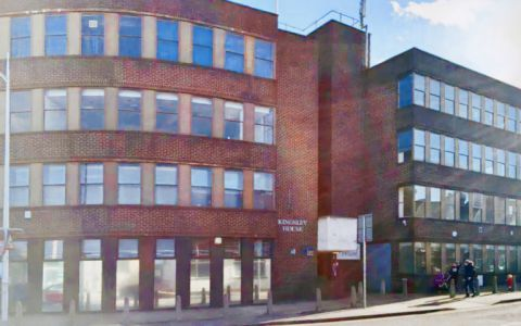 View of Balmoral Road Serviced Offices