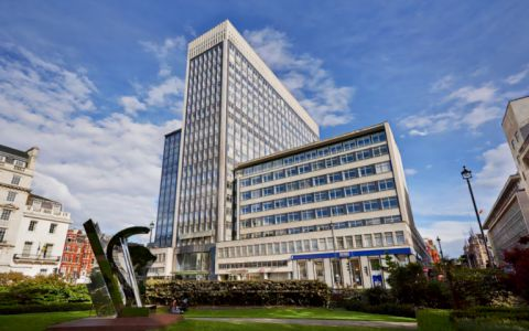 View of Cavendish Square Serviced Offices