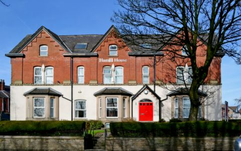 View of Chorley New Road Serviced Offices