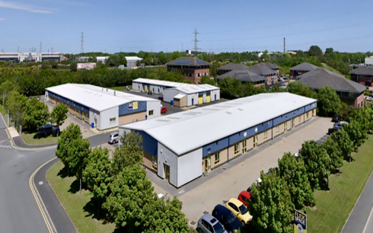 View of Orion Business Park, NE29 7SN