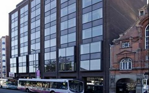View of Humberstone Gate Serviced Offices