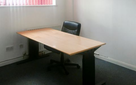 View of Northfleet Industrial Estate Serviced Offices