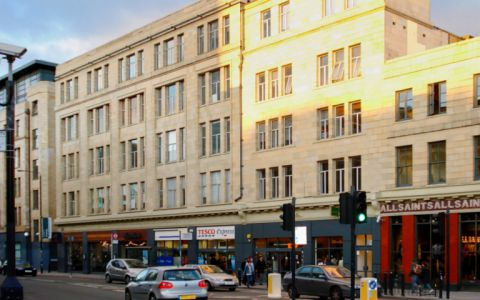 View of Commercial Street, E1 6NF