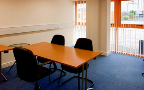 View of Llanelli Gate Business Park Serviced Offices