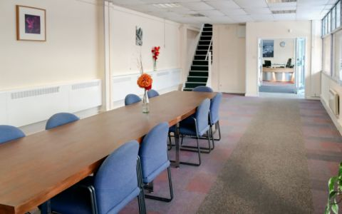 View of Oldmixon Crescent Serviced Offices