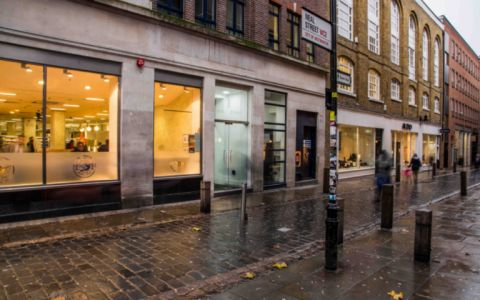 View of Neal Street, WC2H 9QL