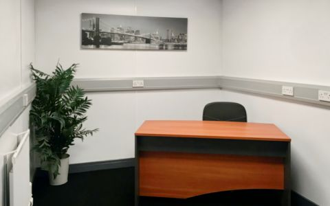 View of Woodland Works Serviced Offices