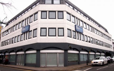 View of Chapel Street Serviced Offices