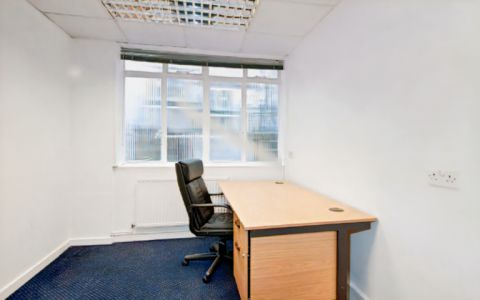 View of Hampstead High Street Serviced Offices
