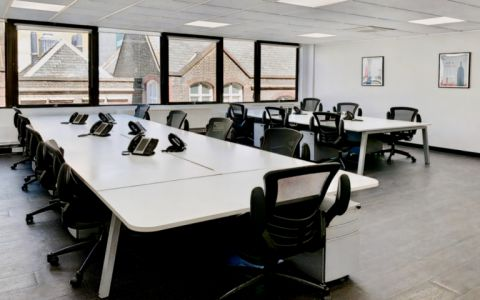 View of St Johns Lane Serviced Offices
