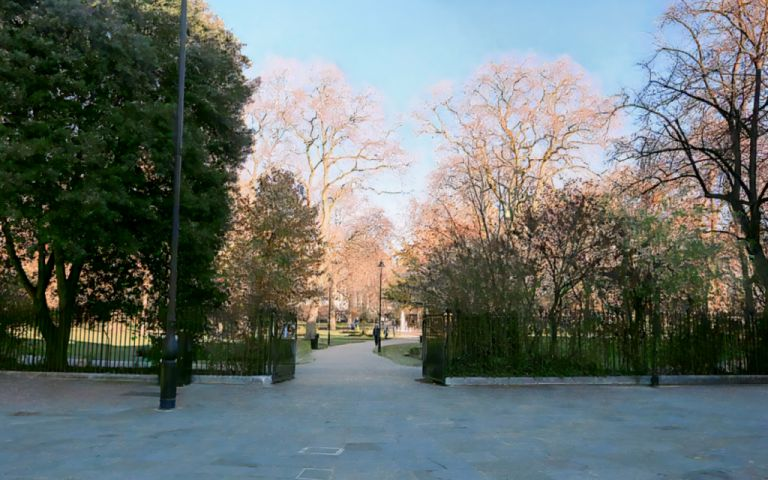 View of Russell Square Serviced Offices