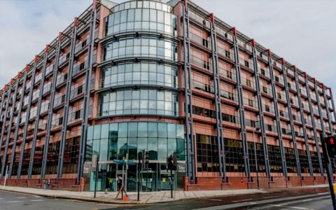 View of Bath Street, G2 4JR