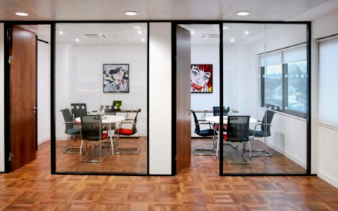 View of Station Road Serviced Offices