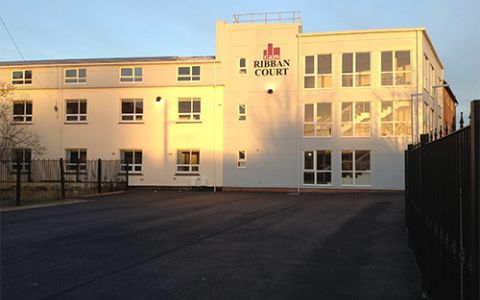View of Dallam Lane Serviced Offices