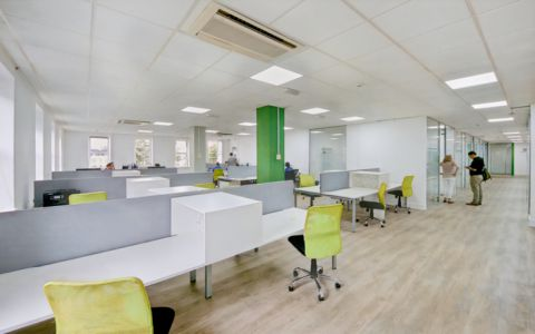 View of Chatsworth Road Serviced Offices