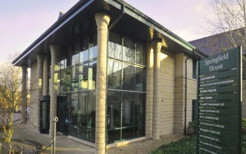 Serviced Offices Laurelhill Business Park, Stirlingshire