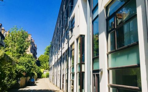 View of Addison Bridge Place Serviced Offices